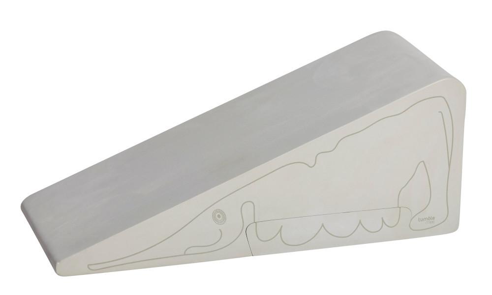 Fabeldyret Bimo - Soft Grey - m. 1 Step