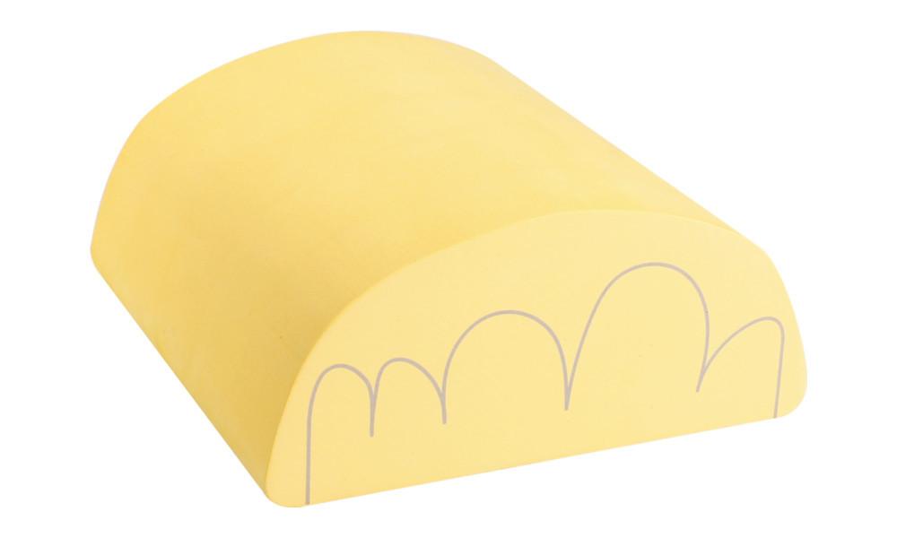 Bump - Fabeldyrenes vippe - Soft Yellow