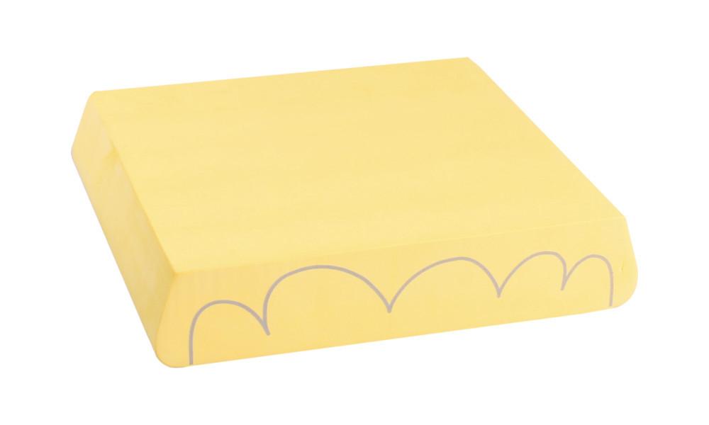 Step - Fabeldyrenes trinbræt - Soft Yellow