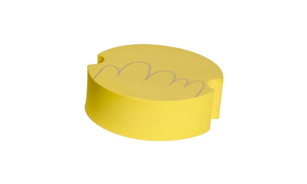Drop - Fabeldyrenes trædesten - Soft Yellow